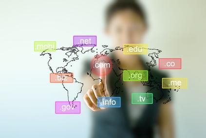 Gestión de dominios